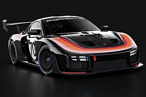 Reborn Porsche 935 shown in stunning liveries