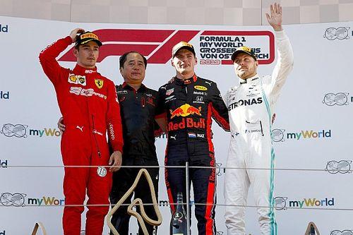 Verstappen ponownie górą na Red Bull Ringu