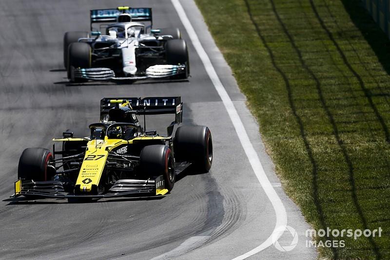 """L'écart de moyens ne doit pas devenir """"une excuse"""" pour Renault"""