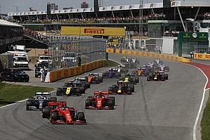 F1同意推迟2021年规则定夺时间