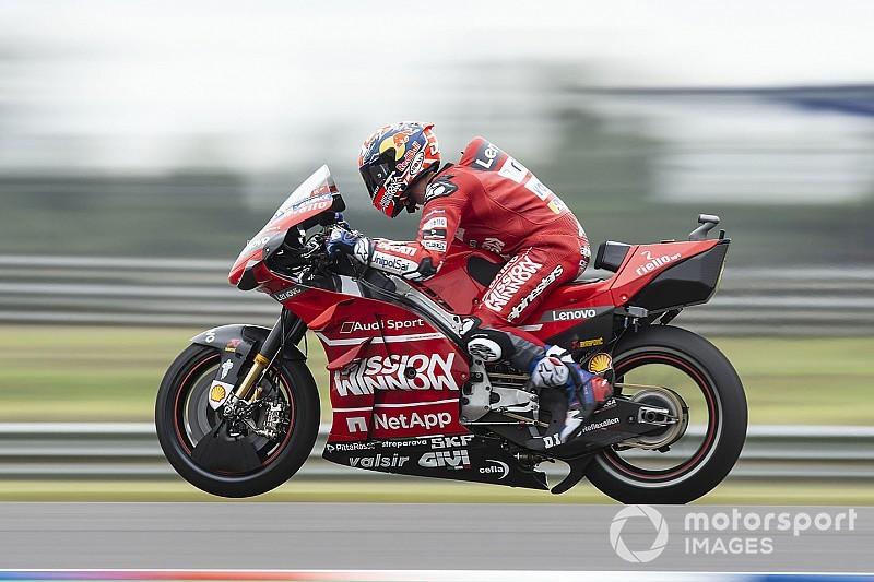 Dovizioso: Márquez é o mais rápido na Argentina, mas nem tanto