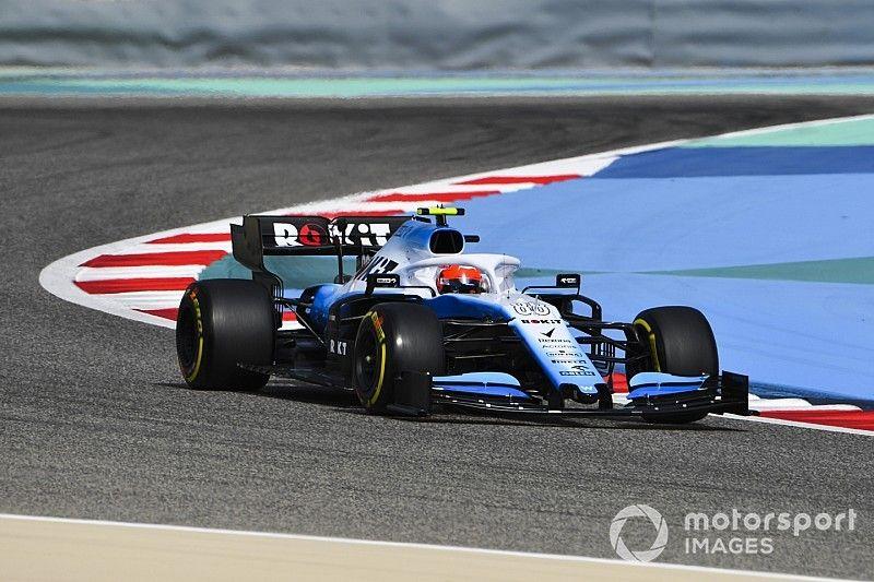Kubica se sent comme un passager de sa Williams