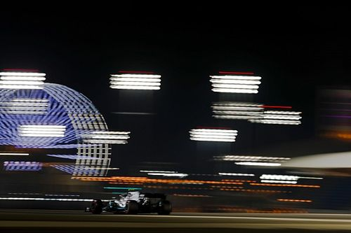 Formel-1-Wetter Bahrain: Rennen trocken, aber windig