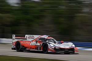 """Pole-winning Acura's chances ended by """"myriad"""" problems"""