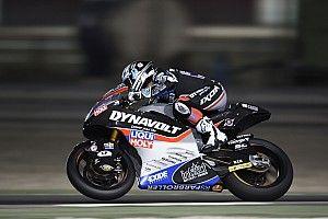 FP1 Moto2 Qatar: Schrotter terkencang, Dimas paling bawah