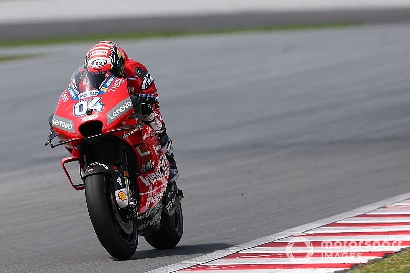 Dovizioso: Dominantie van Ducati niet representatief