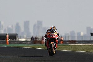 Galería: las mejores fotos del arranque del Gran Premio de Qatar