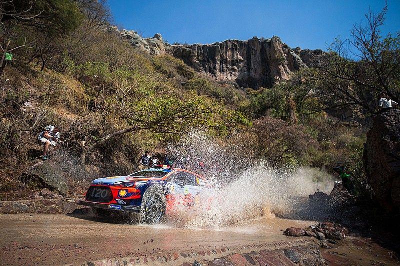 Cancelado el primer tramo del Rally México 2019 por una rampa averiada