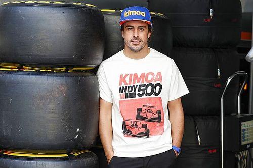Alonso powiedział zbyt dużo