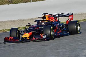 Galería: así lucirá Red Bull en la temporada 2019 de la F1