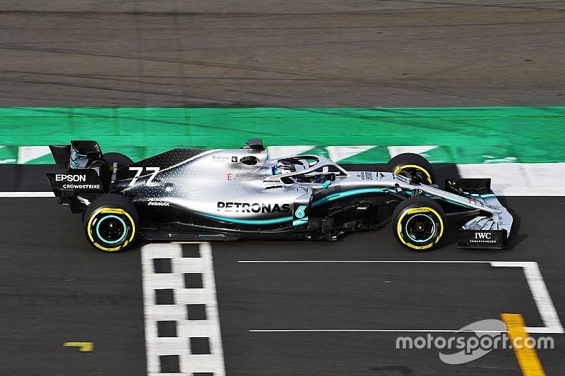 Mercedes, W10'la artık lastikleri çok daha iyi kullanacak