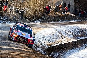 FIA plans electric or hybrid WRC rules for 2022