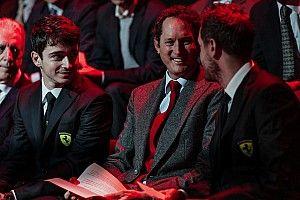 Leclerc ingin buat Ferrari pusing soal pembalap