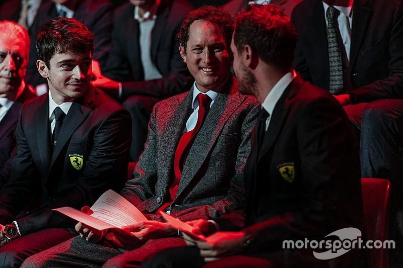 Villeneuve szerint Leclerc egy erős szezonkezdettel sarokba szoríthatja Vettelt