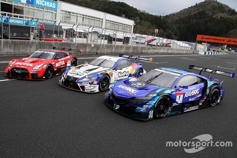 【ギャラリー】いよいよ2019スーパーGT開幕! 岡山国際サーキットにマシン・ドライバーが集結