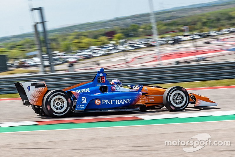 "Dixon says he hasn't ""got the flow"" around COTA"