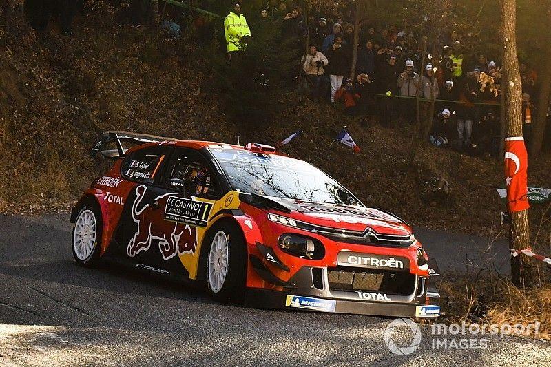 Rallye Monte Carlo 2019: Packendes Duell Ogier vs. Neuville