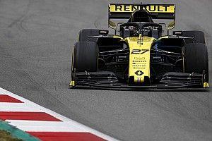 Egyre jobb a Renault Riccciardo és Hülkenberg alatt: újra működik a DRS