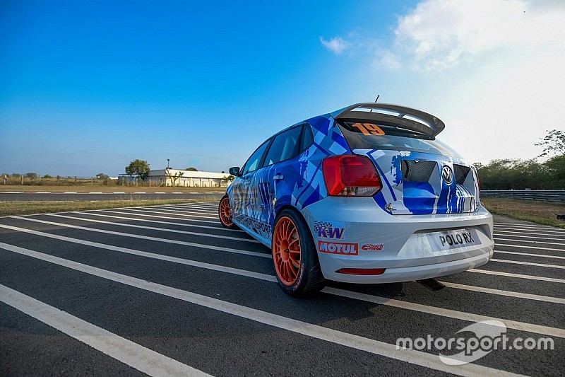 Gallery: Volkswagen Motorsport India-built rear-engined Polo