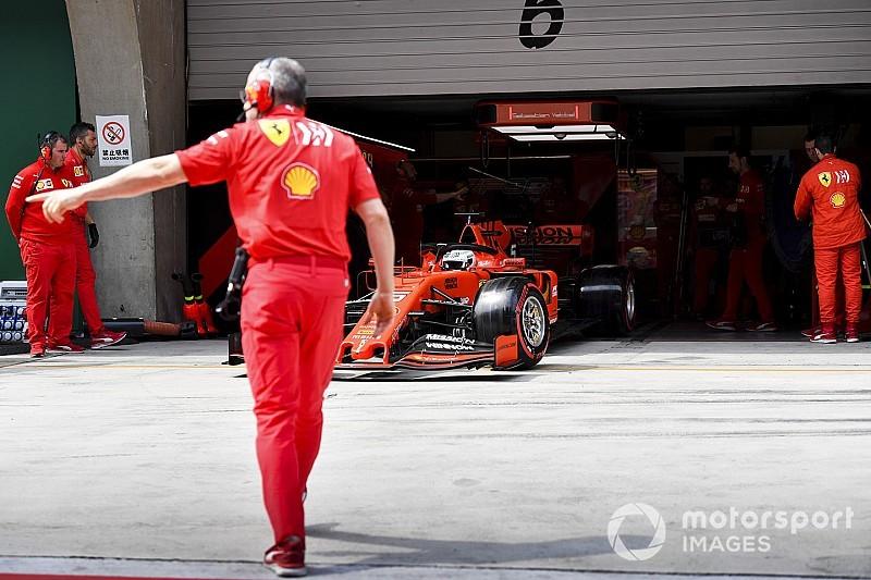 Vettel és a szombati nap képekben: FP3, időmérő...