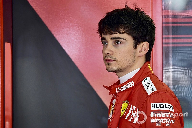 Leclerc deserved more time before team order - Rosberg