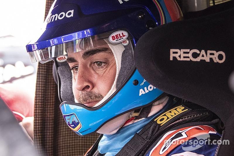 Alonso y Toyota comienzan la preparación del Dakar 2020