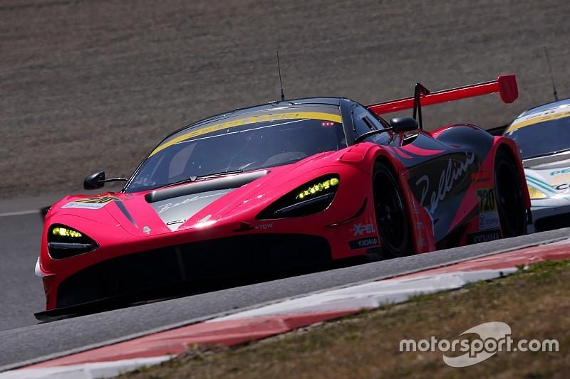 マクラーレン720S GT3の荒聖治「決勝ではやれるだけのことをして少しでも順位を上げたい」