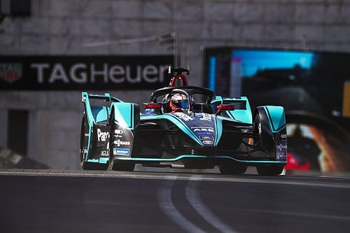 E-Prix Roma: Evans antarkan Jaguar menang perdana