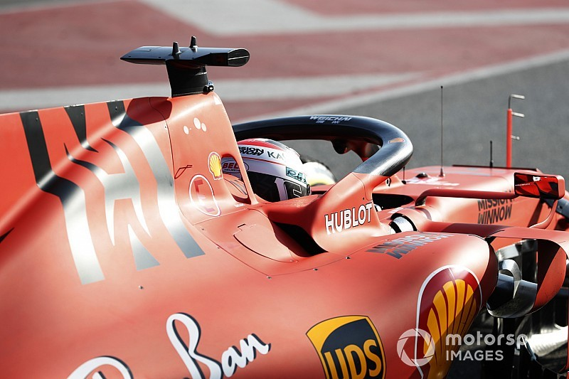 Leclerc Put Emotion To One Side In First 2019 Ferrari F1 Test