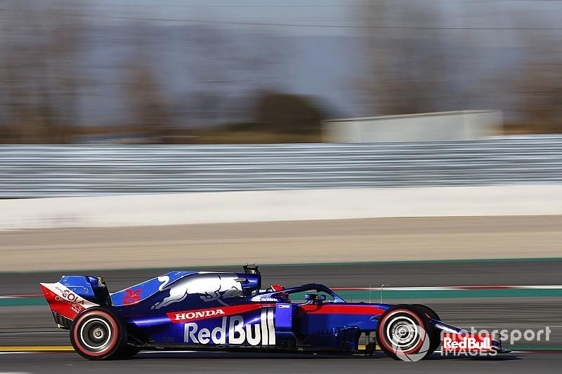 """Egginton sogna con la Toro Rosso: """"I progressi compiuti da Honda sono stati fantastici"""""""