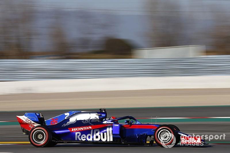Photos - Les F1 2019 en piste à Barcelone