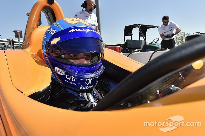 Alonso trükkös Indy500-at vár idén, és nem zárkózik el a folytatástól sem