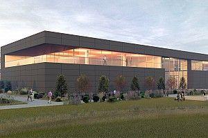 Esclusivo: vi sveliamo il progetto della nuova factory della Racing Point F1!