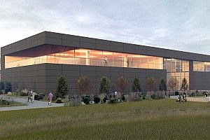 L'usine qui accueillera Aston Martin F1 retardée d'un an