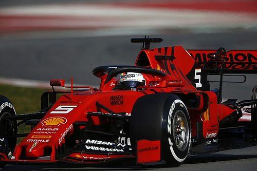 Vettel y Hamilton, separados por tres milésimas en el cierre de la pretemporada