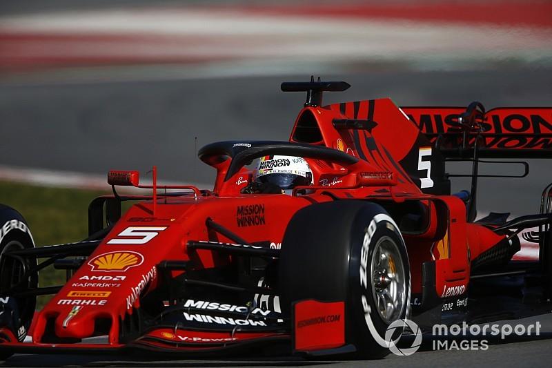 Vettel y Hamilton acaban la pretemporada... ¡separados por tres milésimas!