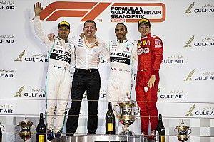 Confira a classificação completa da Fórmula 1 após GP do Bahrein