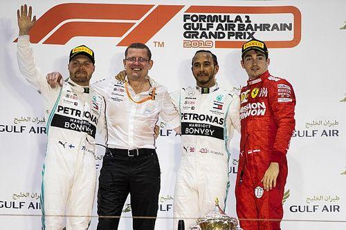 GP Bahrain: Hamilton menang, simpati untuk Leclerc