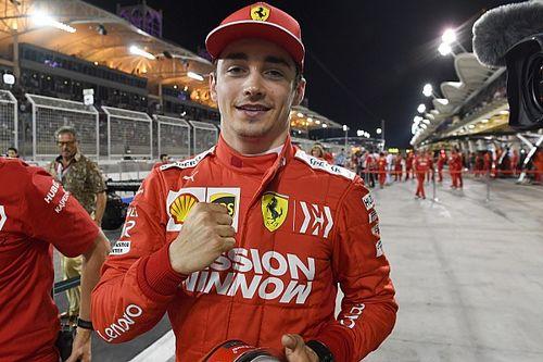 """Leclerc élu """"Pilote du Jour"""" du GP de Bahreïn 2019"""