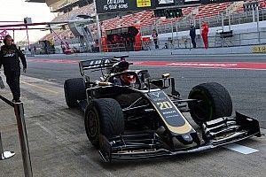 Képgaléria: az első felvételek az F1-es téli teszt hetedik napjáról