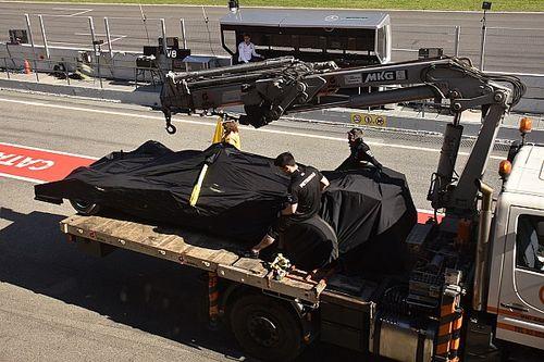 Mercedes: Problema de motor prejudicou avaliação de novo pacote