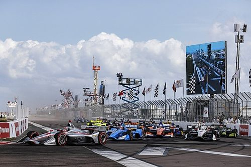 IndyCar's GP of St. Petersburg preview – schedule, facts