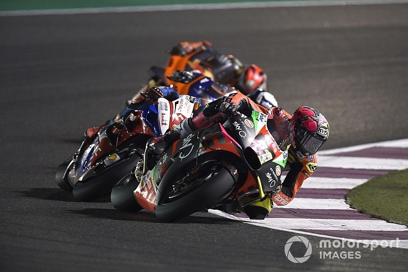 """Aleix Espargaró: """"Detrás de Miller perdí mis opciones en la carrera de Qatar"""""""