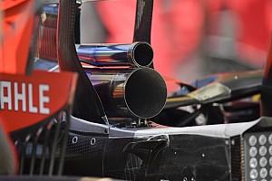 Direttiva tecnica FIA: quando il motore è in rilascio non può soffiare aria dai mini-scarichi
