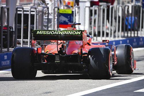 """Ferrari dice que su rendimiento del viernes es """"engañoso"""""""