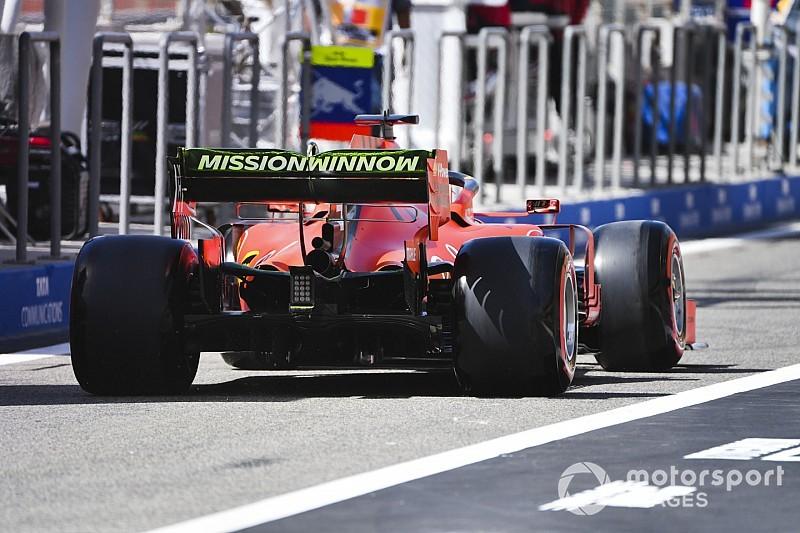 Bahreini Nagydíj: képek az első F1-es szabadedzésről