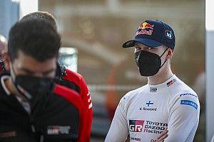WRC, Rally Italia, PS4: sospensione KO per Rovanpera