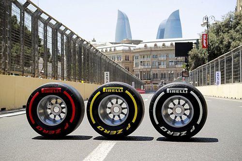 Pirelli verwacht meer actie in Baku door zachtere bandencompounds