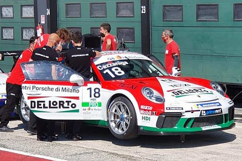 Dellorto official sponsor del team Ghinzani Arco Motorsport