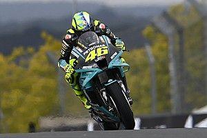 Rossi: dimos un paso adelante, pero quiero más